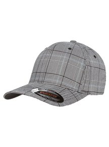 Flexfit Glen Check Flexfit Cap Kappen Hüte Grosshandel