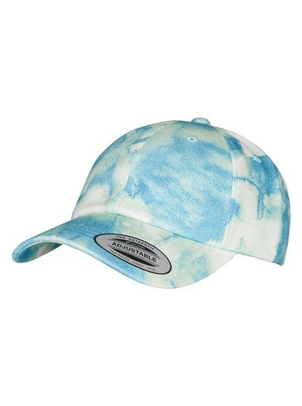 Yupoong Low Profile Batic Dye Baseball Cap Flexfit Cap Kappen Hüte Grosshandel