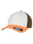 Flexfit 3-Tone Flexfit Cap Kappen Hüte Grosshandel